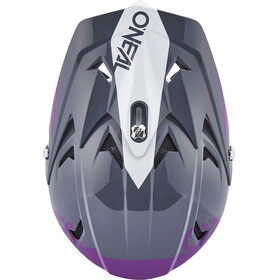 ONeal Backflip RL2 Helmet BUNGARRA white/purple